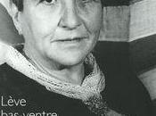 "[note lecture] Gertrud Stein, ""Lève bas-ventre"", Jean-Pascal Dubost"