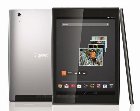 Gigaset se lance sur le marché des tablettes tactiles avec les modèles QV830 et QV1030