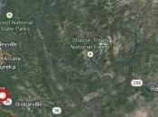 Séisme magnitude 6,9, large Californie Prémices séisme mégathrust
