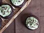 Chocolate Pistachio Cupcakes Chocolat Pistache