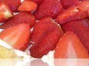Tarte fraises