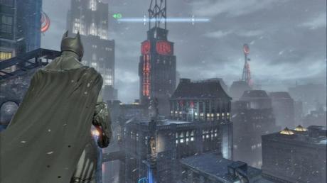 Mon jeu du moment: Batman Arkham Origins