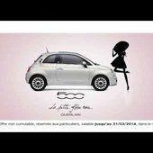 Musique de pub : Fiat 500