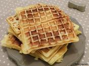 Recette gaufre Cyril Lignac Waffle recipe