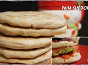 Pain polaire pain suédois pour sandwich saumon grenade