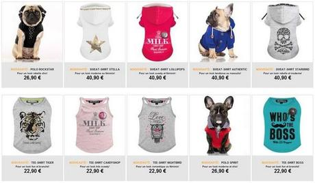 Commandez la nouvelle collection Milk & Pepper maintenant!