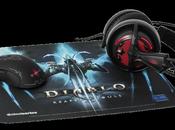 nouveau tapis souris pour SteelSeries couleurs Diablo