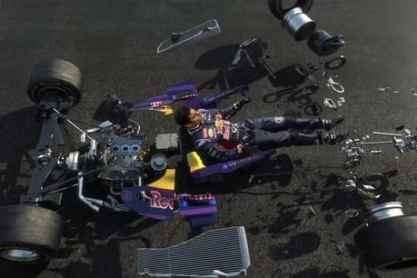 Red Bull se la joue Transformers avec ses F1