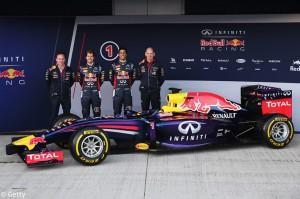 RedBull Racing Renault