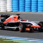 Marussia Ferrari