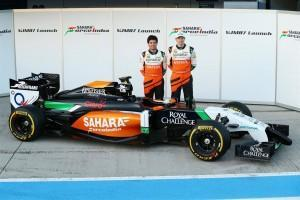 Froce India Mercedes - 2014