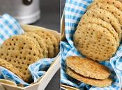 """Biscuits """"maison"""" comme sablés britanniques (avoine, kamut, petit épeautre)"""