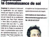 article Tribune Vienne annonce conférence séminaire mars