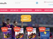 CarteCadeau.ma nouveau site pour carte jeux-video