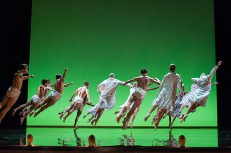 Création d'un nouveau ballet de Jo Strømgren: ARSEN – EIN ROKOKOTHRILLER