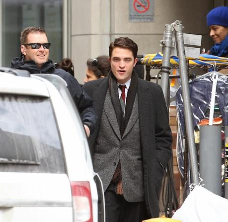 Nouvelles photos de Robert Pattinson