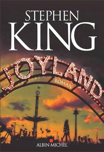 News : Joyland - Stephen King (Albin Michel)