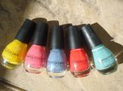 Flash couleurs avec mini vernis SinfulColors
