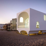 ARCHITECTURE : Beachside Boolean / The Vault House