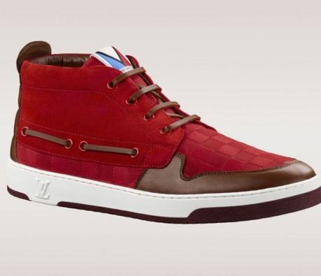 Vuitton dévoile ses Propellor Sneakers Boots