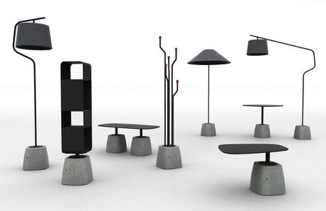 Preview Milan 2014 : Mobilier par Domitalia