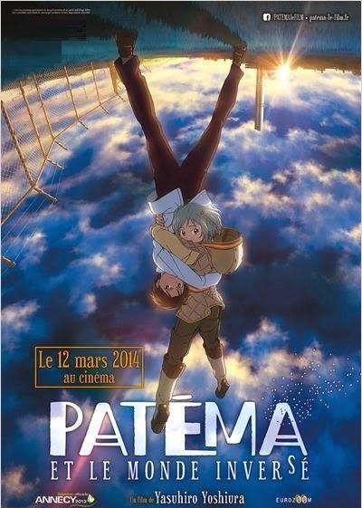 Cinéma Monuments Men / Patema