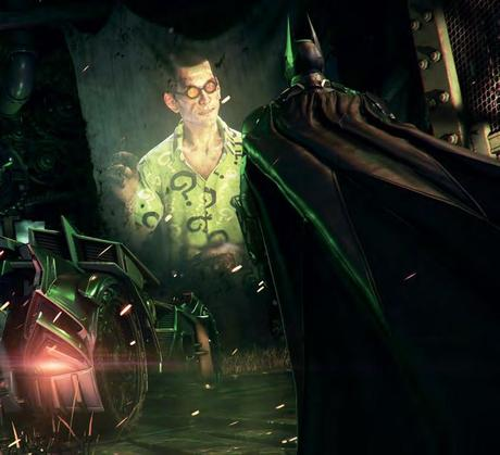 Premiers screenshots pour Batman Arkham Knight !