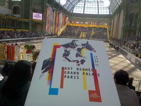 Saut Hermès 2014: Un évènement Sport et Lifestyle jusqu'au bout des sabots