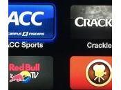 Apple ajout chaîne Sports