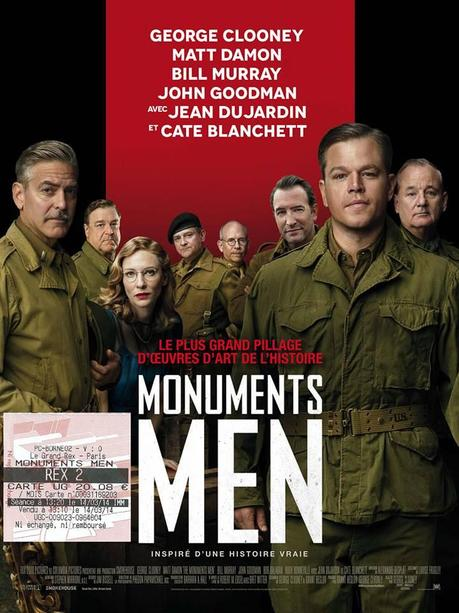 Critique de Monuments Men