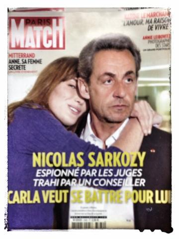#Sarkogate: la connivence médiatique