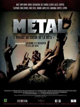 [Critique] : METAL : VOYAGE AU COEUR DE LA BÊTE