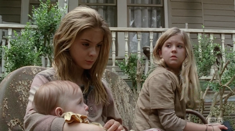 Les critiques // The Walking Dead : Saison 4. Episode 14. The Grove.