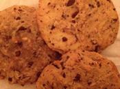 Cookies mode Lignac confiture lait, pralin pépites chocolat