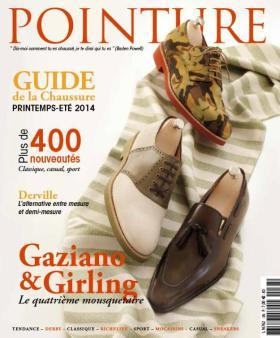 Pointure N°38 Avril-Mai 2014