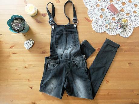 DIY Salopette jeans JENNYFER