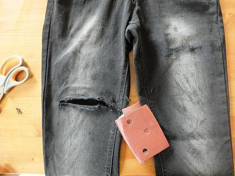 DIY Salopette jeans JENNYFER5