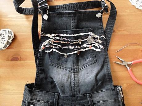 DIY Salopette jeans JENNYFER9