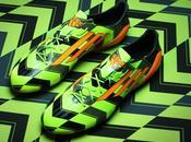 Adidas fête Messi présente avec Bale crazylight