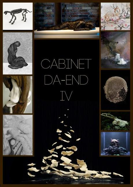 Vernissage // Exposition Cabinet Da-End IV