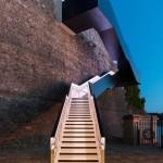 DESIGN : Coast Path Staircase by Gillespie Yunnie Architects