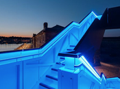 DESIGN Coast Path Staircase Gillespie Yunnie Architects