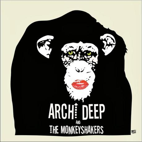 Découverte du groupe Archi Deep and the Monkey Shakers