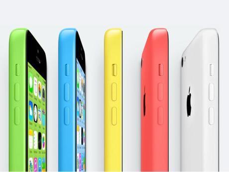 Disponible: Un nouvel iPhone 5C 8Go à 459 €