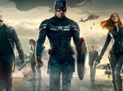 Avant-première Captain America soldat l'hiver présence casting
