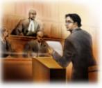 Téléchargement: Seul devant Cour