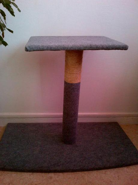 base arbre à chat
