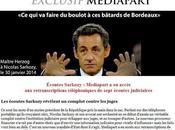 écoutes Sarkozy révèlent complot contre juges
