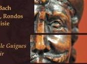 Sonates pour viole gambe clavier Bach Emmanuelle Guigues Daniel Isoir