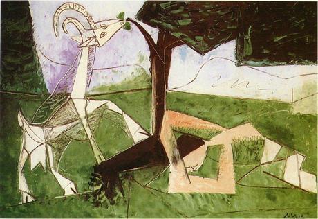 spring-1956 Picasso